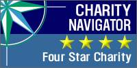 4-Stars from Charity Navigator