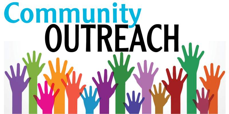 Community Outreach Logo